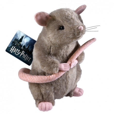Peluche Scabbers - Harry Potter