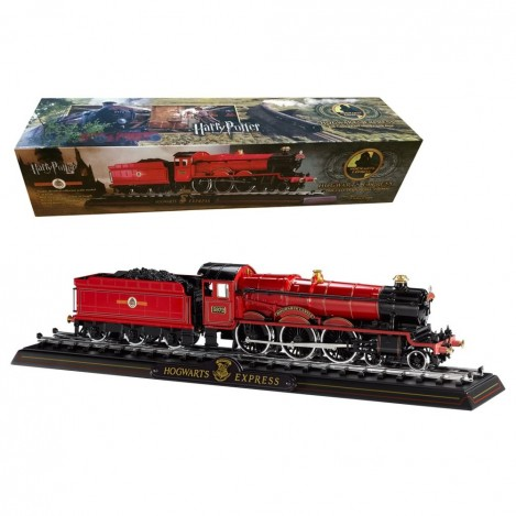 Tren Hogwarts Express Metal vaciado - Harry Potter