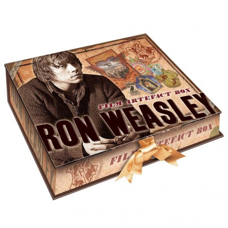 Box of memories of Ron Weasley - Harry Potter