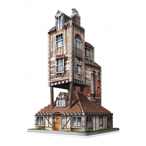 Rompecabezas 3D The Burrow Weasley Family Home- Harry Potter