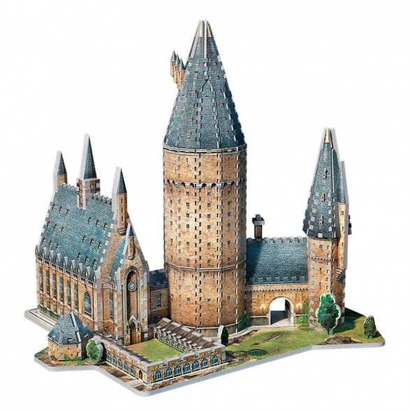 3D puzzle Hogwarts Great Hall - Harry Potter