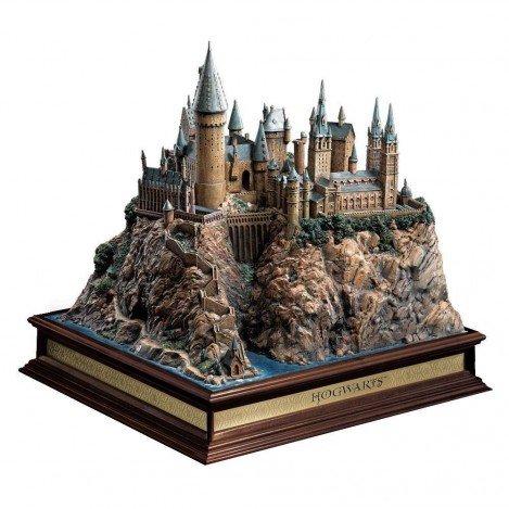 Castillo Hogwarts - Harry Potter