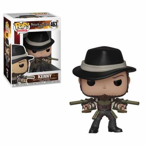 Figura Funko POP Kenny - Attack on Titan