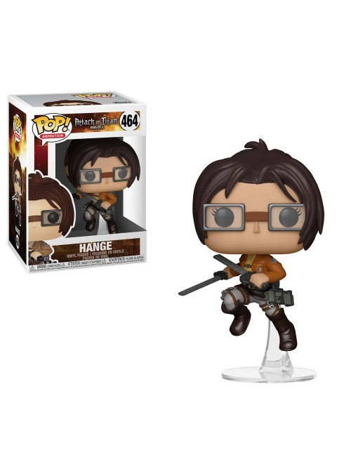 Figura Funko POP Hange - Attack on Titan