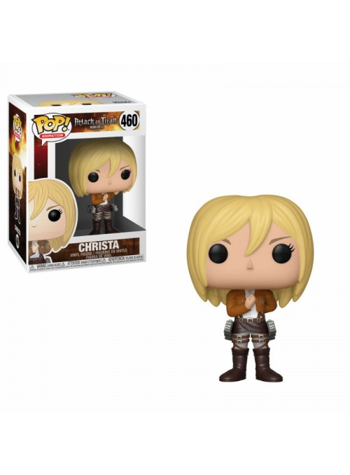 Figura Funko POP Christa - Attack on Titan