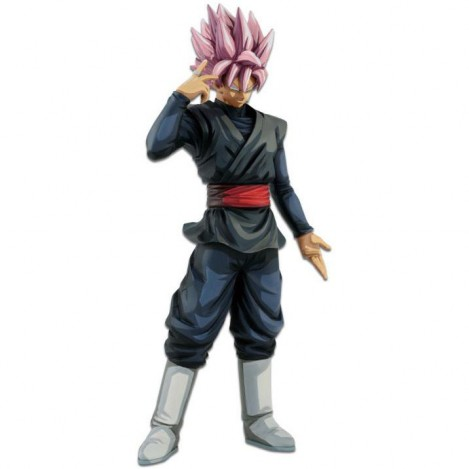 Figura Super Saiyan Rosé 28 cm - Dragon Ball Z
