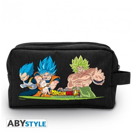 "Bolsa de aseo ""Broly vs Goku & Vegeta"" - DRAGON BALL"