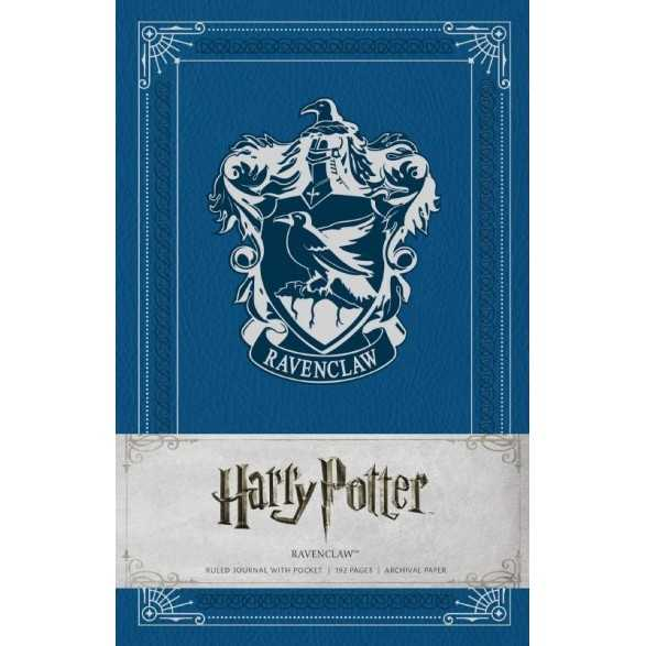 Cuaderno Ravenclaw -Harry Potter