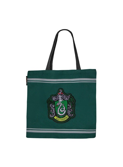 Bossa de cotó Slytherin - Harry Potter