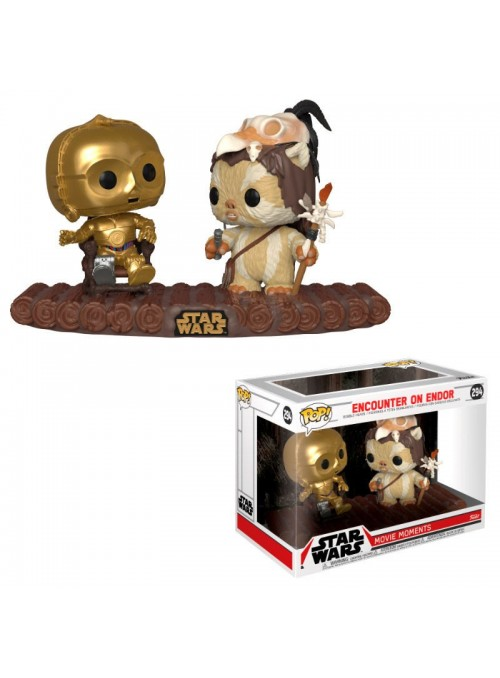 Figura Funko POP Encounter on Endor - Star Wars