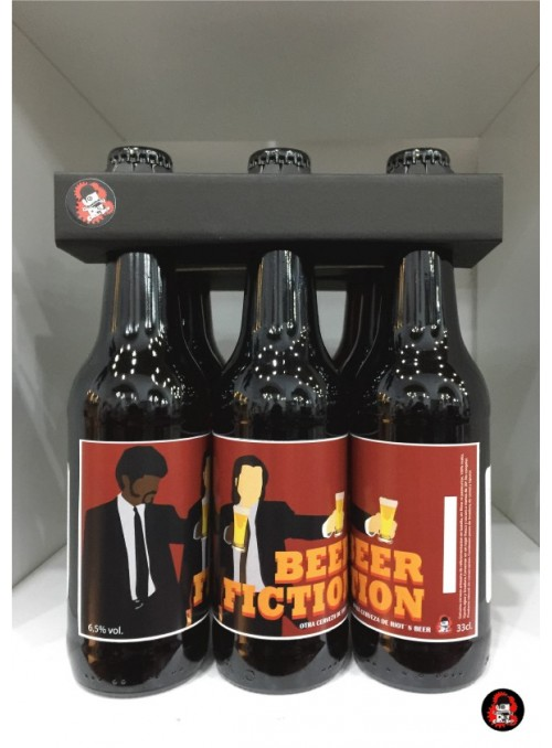 Cerveza Beer Fiction