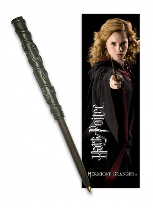 Pen wand with mark page Hermione - Harry Potter