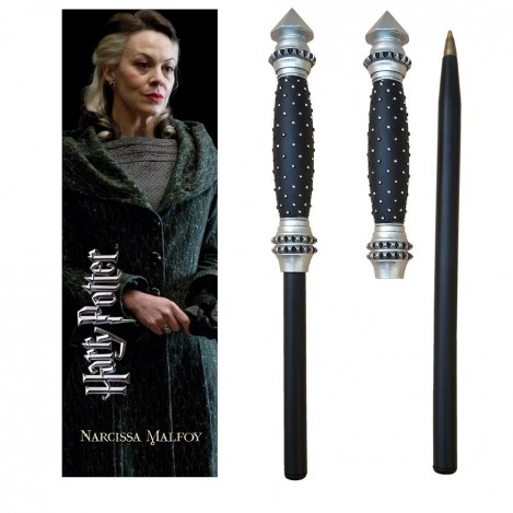 Pen wand with mark page Nacissa Malfoy - Harry Potter