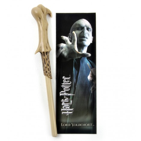 Pen wand with mark page Voldemort - Harry Potter