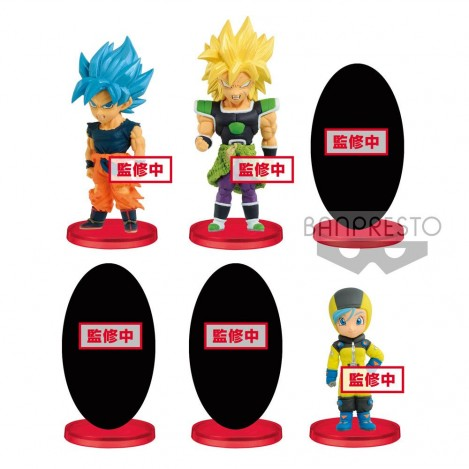 Figura Dragon Ball Super: Broly WCF