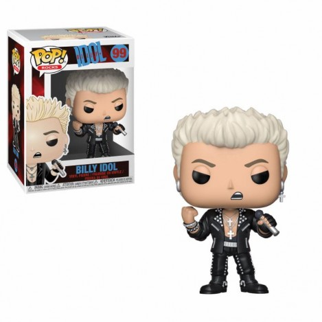 Figura Funko POP Billy Idol - Idol