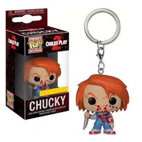 Llavero Pocket Funko POP Chucky - Chucky 2
