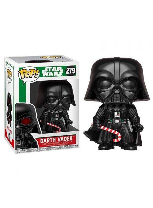 Figura Funko POP Darth Vader Navideño - Star Wars