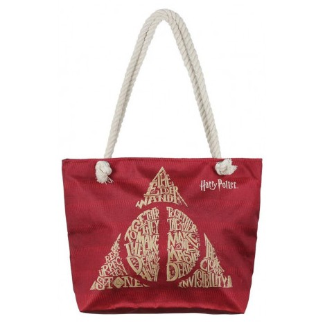 Bolso Playa Harry Potter