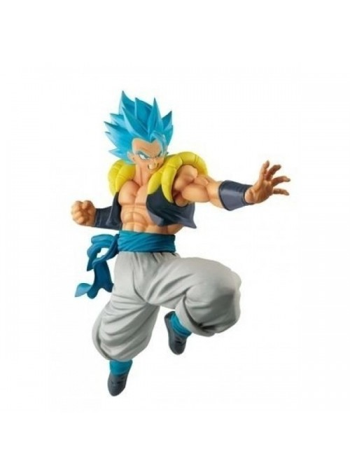 Figura Super Saiyan God Super Saiyan Gogeta - Ultimate soldiers IV - Dragon Ball Super Broly