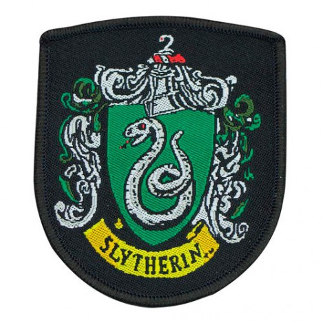 Parche Slytherin- Harry Potter