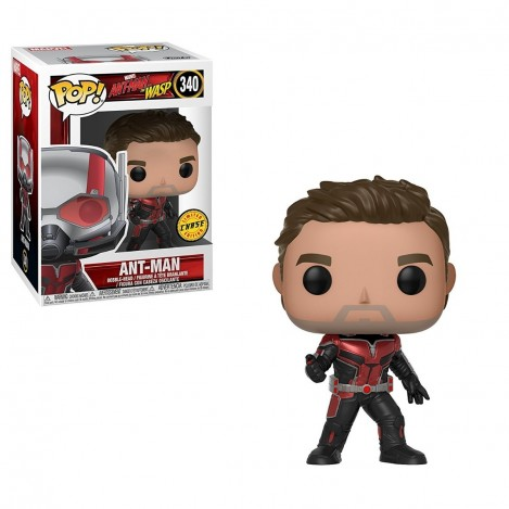 Figura Funko POP Ant-Man and the Wasp (Chase) - Ant-Man