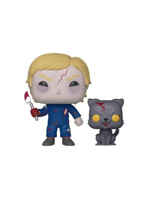 Figura Funko POP & Buddy! Undead Gage & Church - Cementerio de Animales