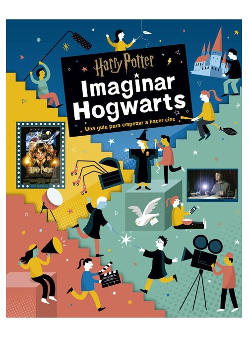 Libro Harry Potter: Imaginar Hogwarts