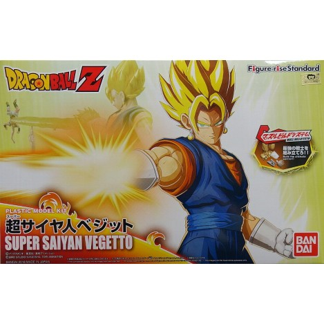 Super Saiyan Vegetto Model Kit - Dragon Ball