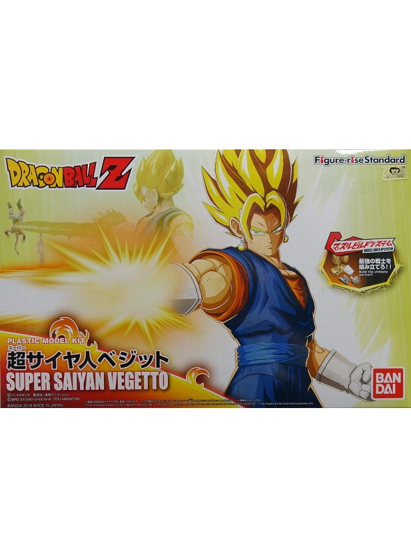 Super Siyan Vegetto Model Kit - Dragon Ball