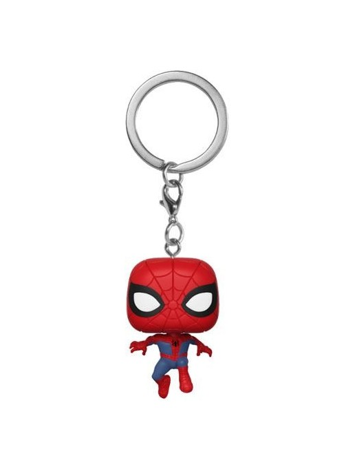 Llavero Pocket POP! Spider-Man - Spider-Man Animated