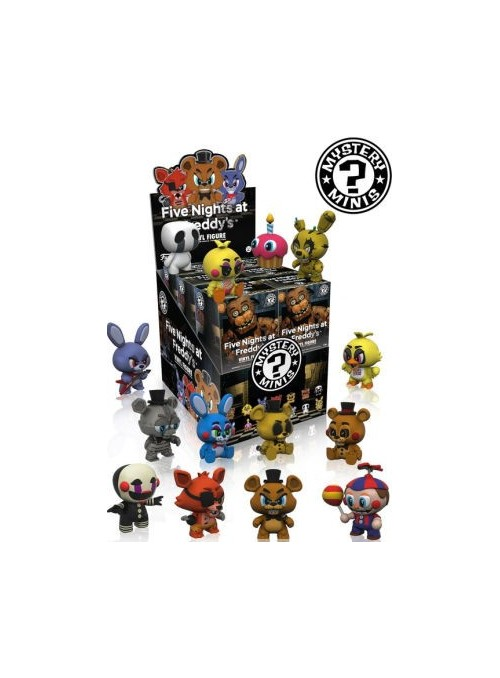 Figura Mystery Minis Five Nights at Freddy's