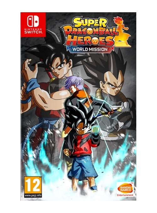 Super Dragon Ball Heroes World Mission ( Switch)