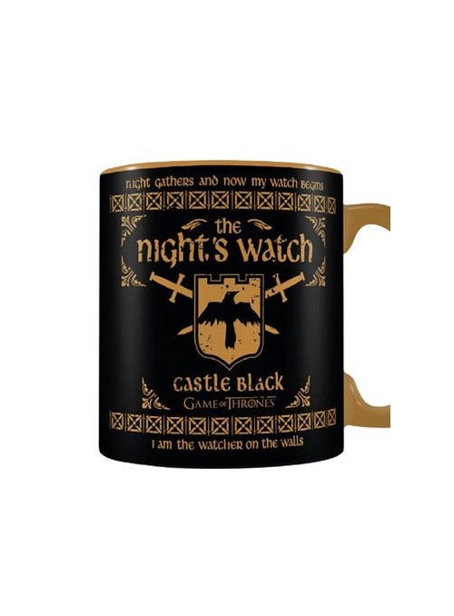 Taza Mega The Night's Watch - Juego de Tronos