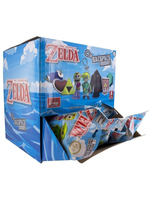 Colgante para Maletas Mystery Bags - The Legend of Zelda