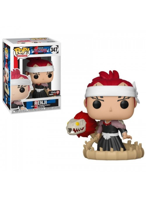 Figura Funko POP Renji Special Edition - Bleach