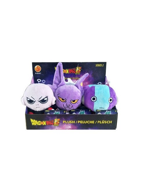 Peluches Series 2 - Dragon Ball