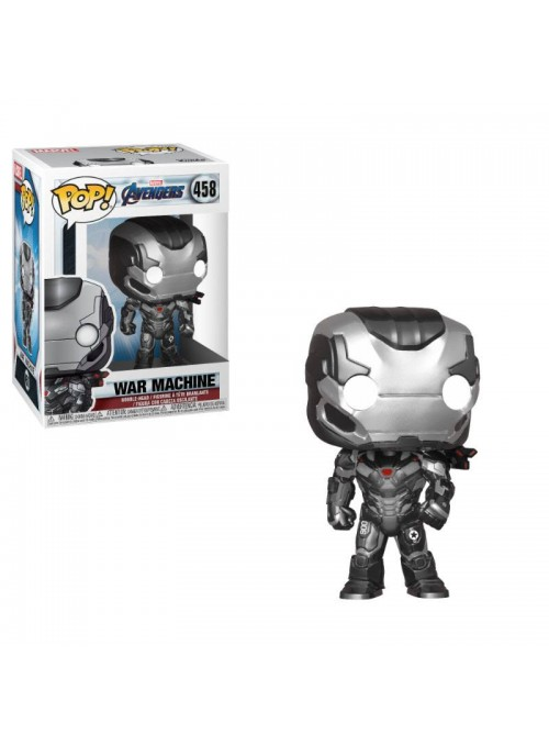 Figura Funko POP War Machine - Avengers: Endgame