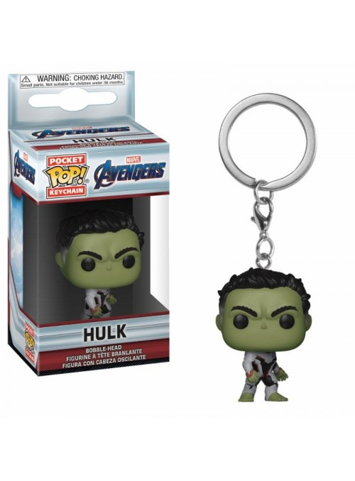 Llavero Pocket POP Hulk - Avengers: Endgame