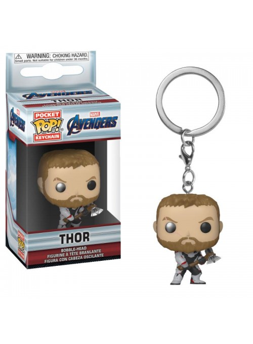 Llavero Pocket POP Thor - Avengers: Endgame