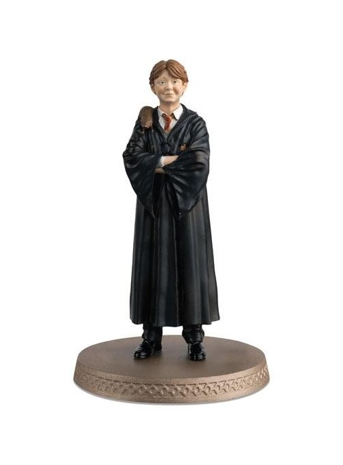Figura Ron Weasley Wizarding World Figurine Collection - Harry Potter