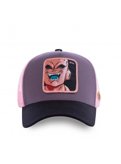 Gorra Capslab lila Buu - Dragon Ball