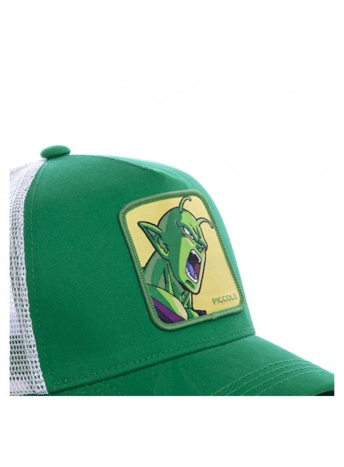 Gorra Capslab verde Piccolo - Dragon Ball