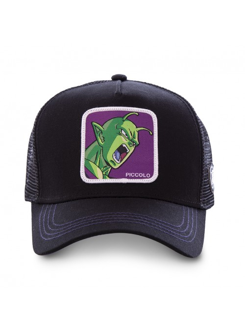 Gorra Capslab negra Piccolo - Dragon Ball