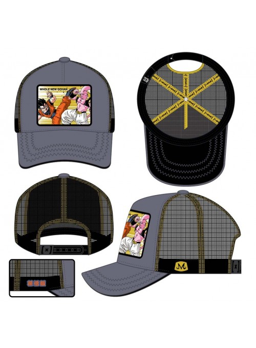 Gorra Capslab Whole New Gohan - Dragon Ball