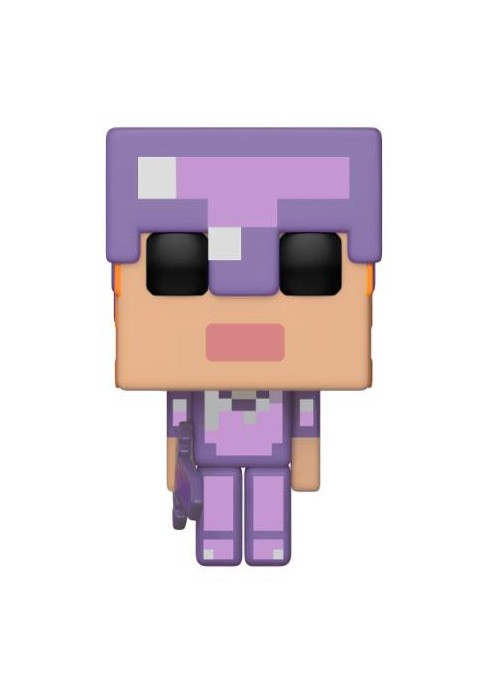 Figura Funko POP Alex in Enchanted Armour - Minecraft