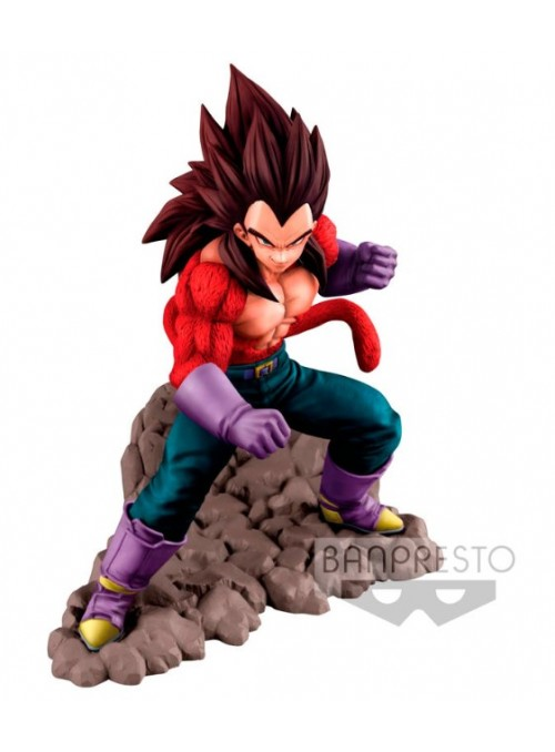 Figura Super Saiyan 4 Vegeta - Dragon Ball Z
