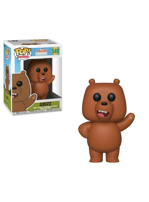 Figura Funko POP Grizzly - We Bare Bears
