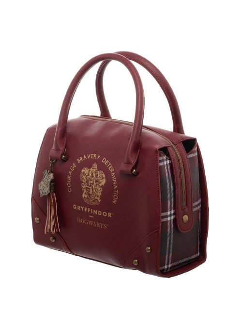 Bolsa Gryffindor Plaid Top - Harry Potter