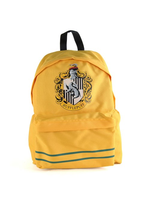 Mochila Hufflepuff - Harry Potter